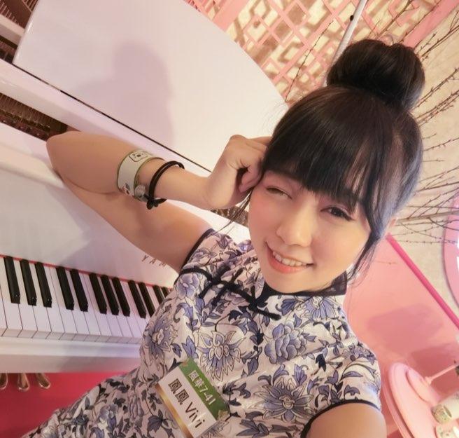 鳳鳳Vivi🎀(17.live)