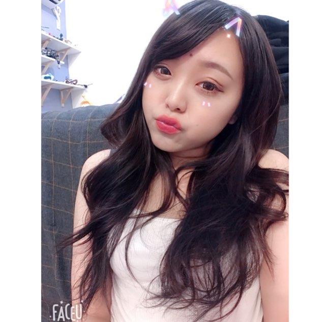 米米❤️ live stream on 17.live